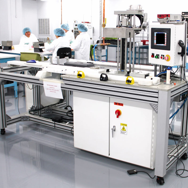 Custom Manufacturing Solutions for Automation Systems